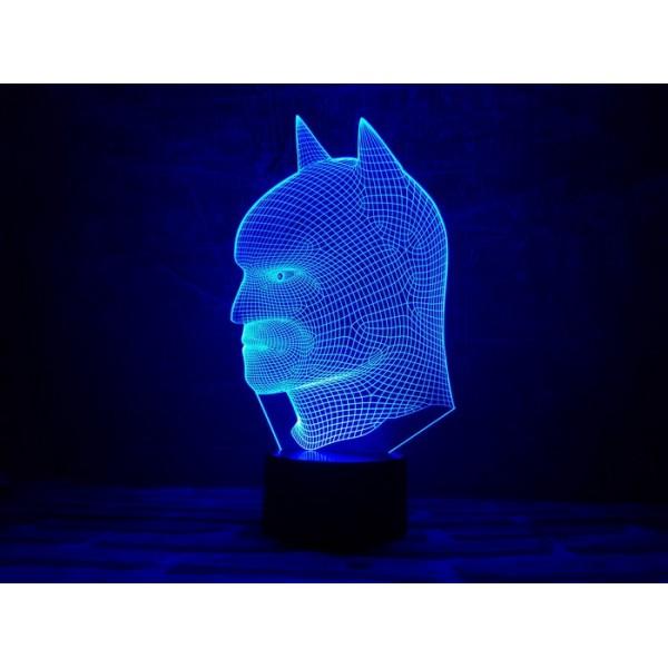 3D світильник Бетмен 2