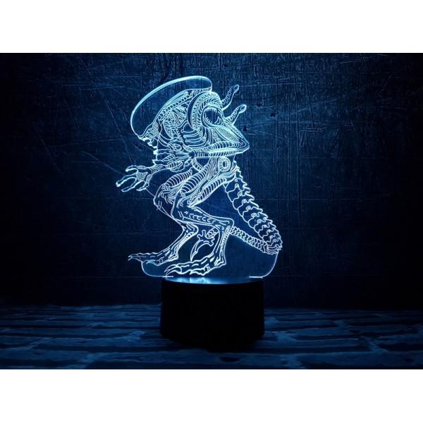 3D світильник Чужий