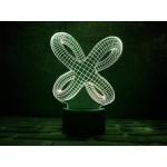 3D світильник Циклічність