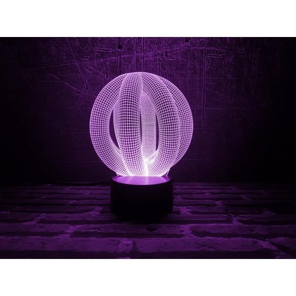 3D світильник Цілісність