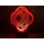 3D світильник Фантазія