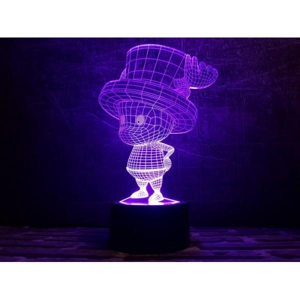 3D світильник Гномик