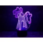 3D світильник My Little Pony