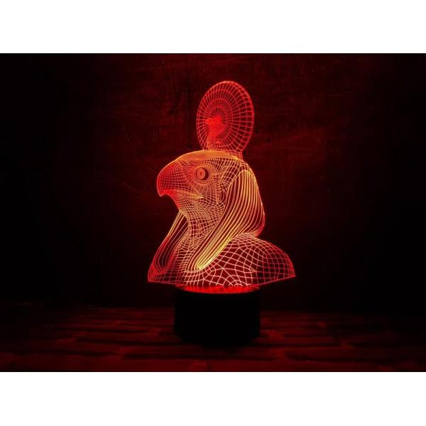 3D світильник Ра