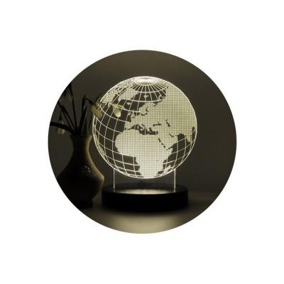 3D нічник «Глобус»