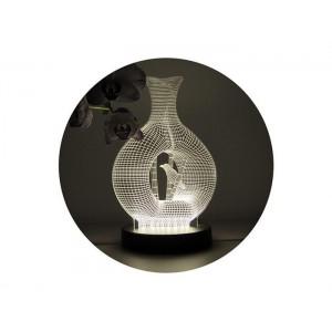 3D нічник «Канарейка»