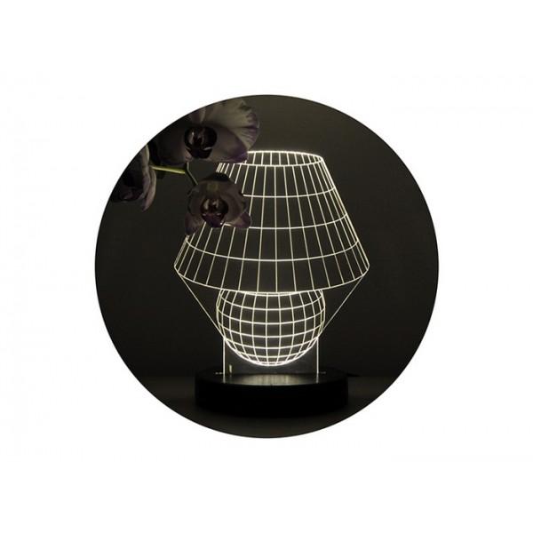 3D нічник «Лампа»