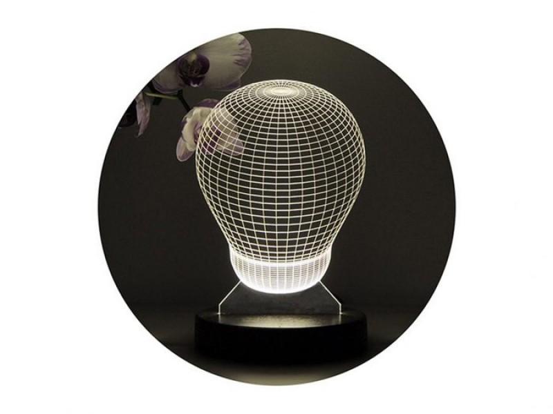 3D нічник «Лампочка»