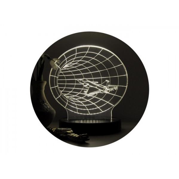 3D нічник «Літак»