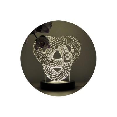 3D нічник «Зігзаг-3»