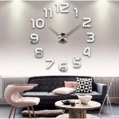 3D годинник арабські цифри