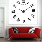 3D годинник римські цифри