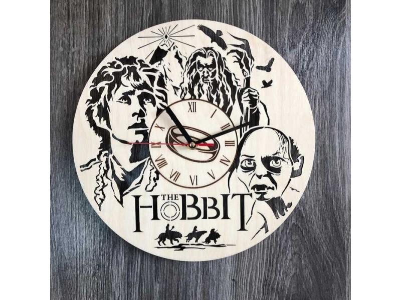 Оригінальний настінний годинник Хоббіт