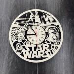 Годинник настінний оригінальний Галактична імперія Star Wars