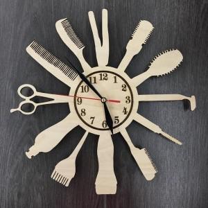 Настінний годинник Індустрія краси