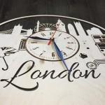 Арт годинник настінний Лондон