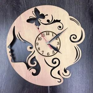 Годинник настінний тематичний Салон краси