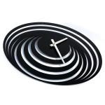 Настінний годинник Glozis Hypnosis (Гіпноз)