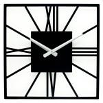 Настінний годинник York Black