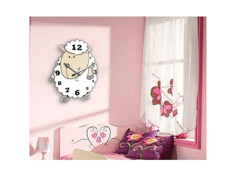 Дитячий настінний годинник Dolly (Доллі)
