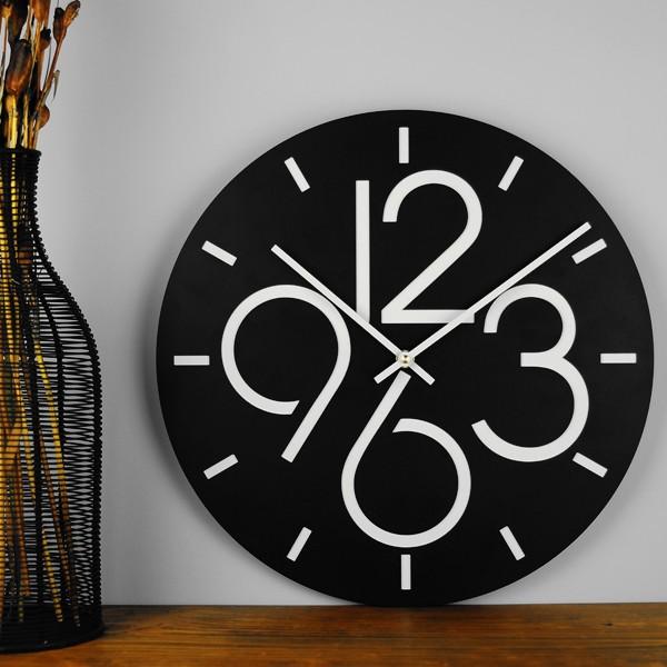 Настінний годинник металевий Glozis Dublin