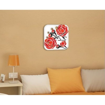 Настінний годинник сучасний Rose (Роза)