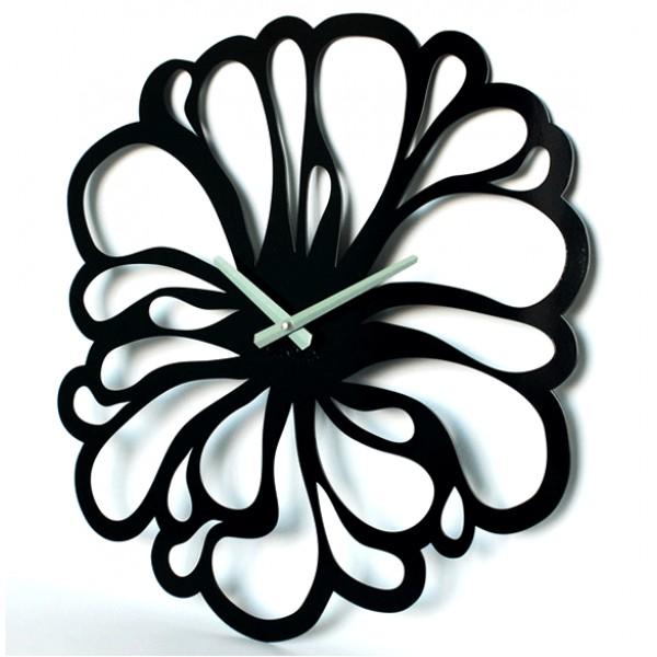 Настінний годинник оригінальний Flower (Квітка)