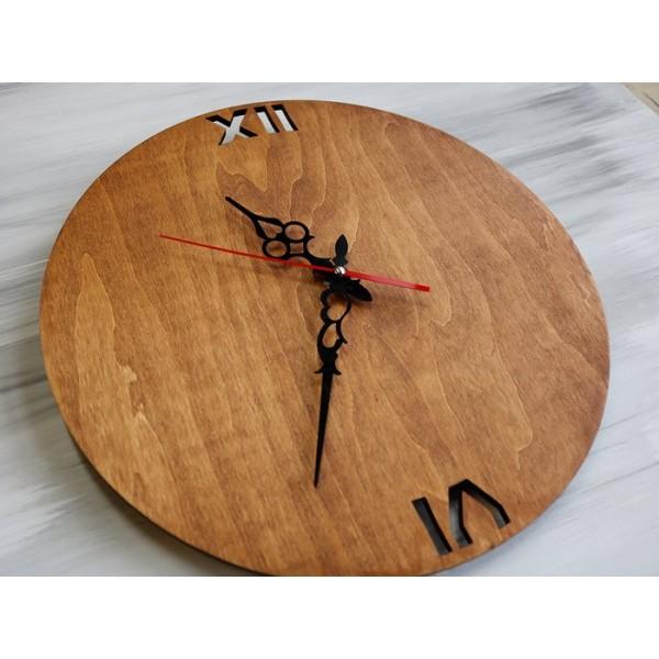 Настінний годинник XII-VI