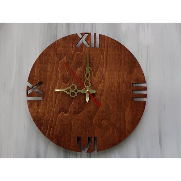 Настінний годинник Римські цифри