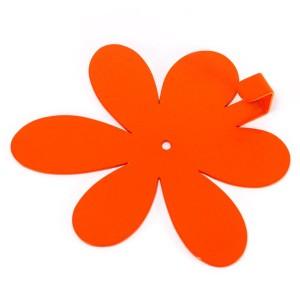 Вішак настінний Glozis Flower Orange