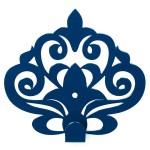Вішак настінний Glozis Blue