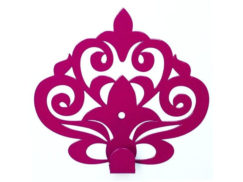 Вішак настінний Glozis Ajur Purple
