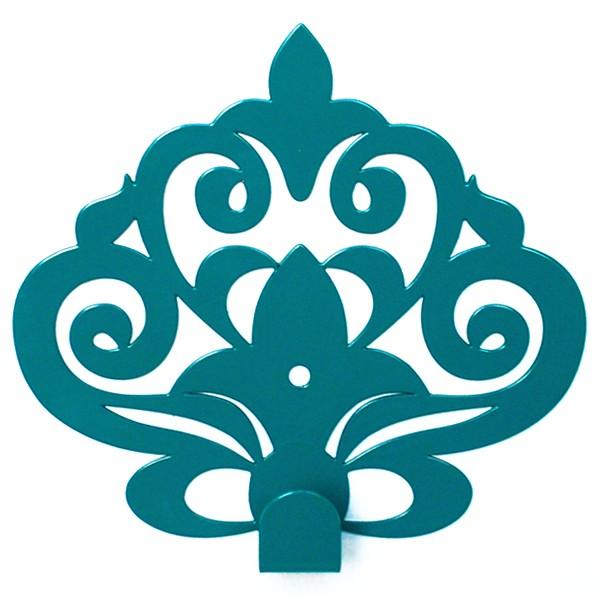 Вішак настінний Glozis Turquoise