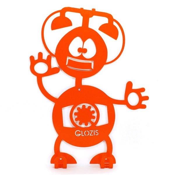 Вішак настінний дитячий Glozis Robot Phone