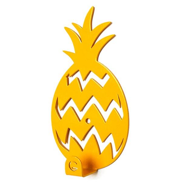 Вішак настінний Glozis Pineapple