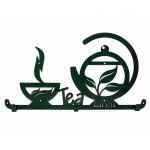 Вішак настінний Glozis Tea