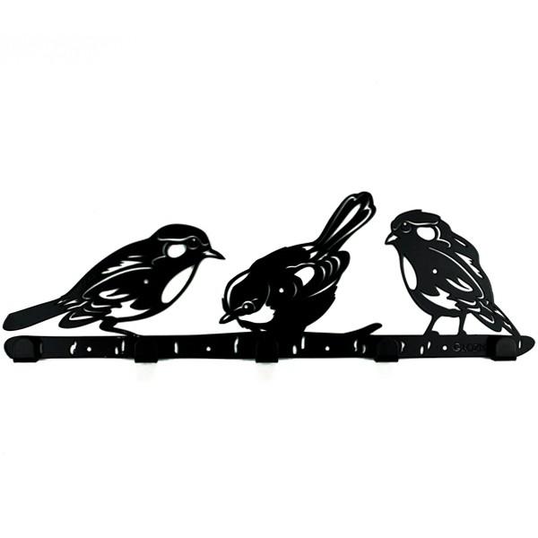 Вішак настінний Glozis Birds