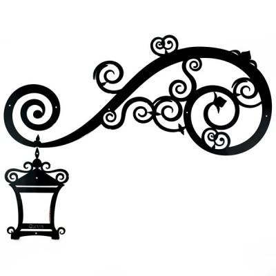 Вішак настінний Glozis Lantern