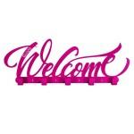 Вішак настінний Glozis Welcome