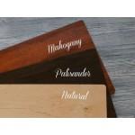 """Блокнот """"Музика"""" в дерев'яній обкладинці"""
