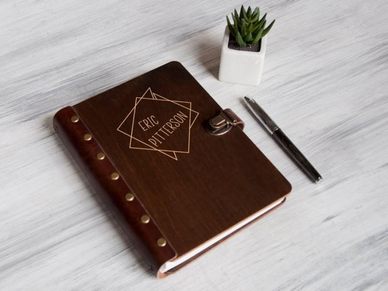 Персоналізований щоденник-планер Геометрія
