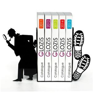 Упори для книг Glozis Sherlock