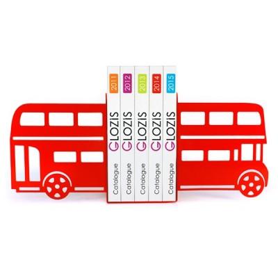 Упори для книг Glozis Bus