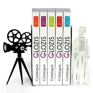 Упори для книг Glozis Chaplin