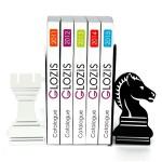 Упори для книг Glozis Chess