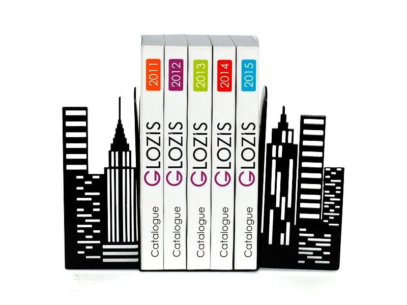Упори для книг Glozis City