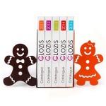 Упори для книг Glozis Gingerbread